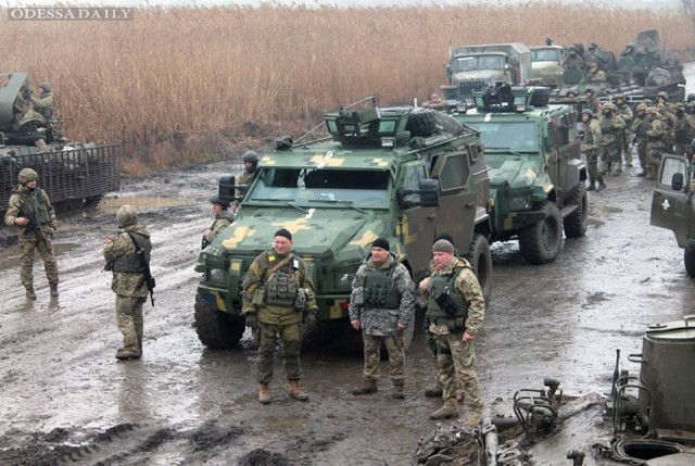 Сводка ИС: террористы применяют РСЗО и 122-мм артиллерию