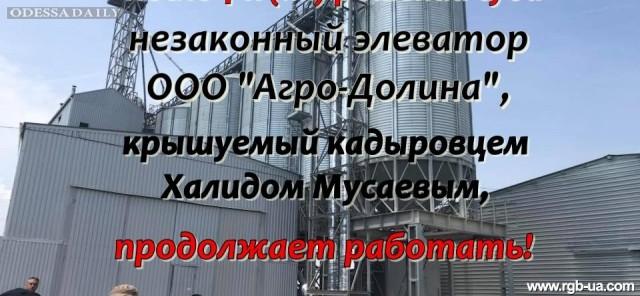 РГБ: Хронология борьбы граждан, жителей Великодолинского, с незаконной работой «Агро-Долины», крышуемой кадыровцем Мусаевым