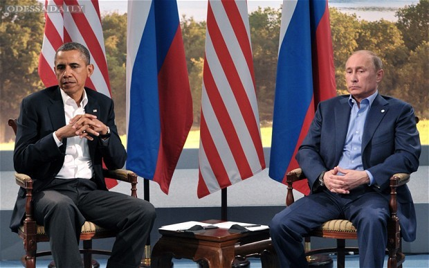 Белый дом сообщил, что Обама согласился встретиться с Путиным после неоднократных просьб РФ