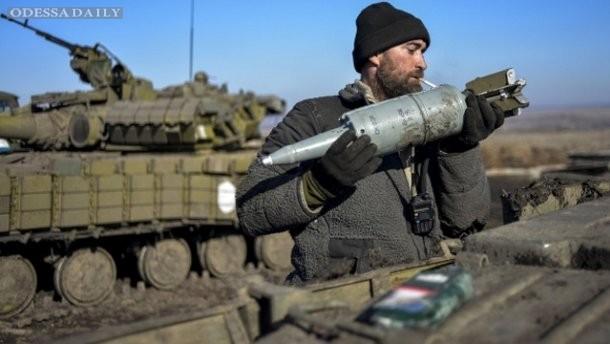 Сводка ИС: в район Горловки переброшено 500 боевиков и артиллерия