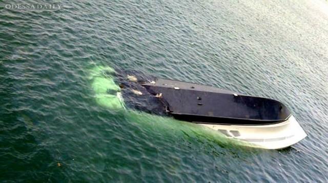 Под Одессой затонул прогулочный катер, погибли 12 человек