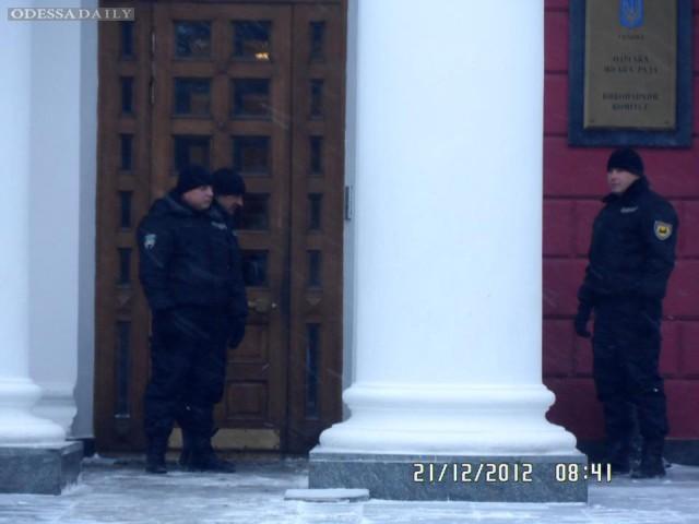 Андрей Сидоренко об охране Костусева и одесситах