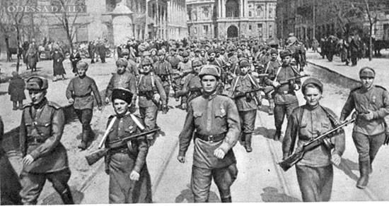 О чем умалчивали в СССР, рассказывая об оккупированной Одессе...