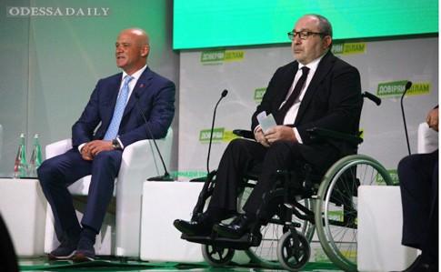 Виталий Оплачко: Письмо президенту Зеленскому по поводу съезда Труханова-Кернеса