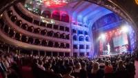 Торжественная церемония закрытия 8-го Одесского международного кинофестиваля