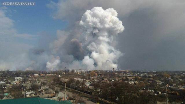 В результате ЧС на артскладах возле Балаклеи пострадала еще одна женщина, — Харьковская ОГА