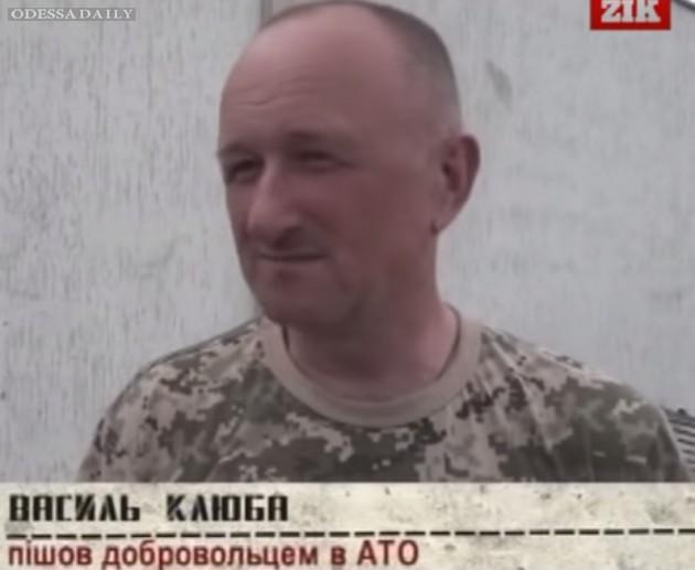 Годен: судья пошел на фронт и стал командиром БМП. ВИДЕО