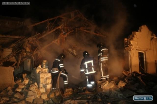 Частный дом в Одессе взорвался по вине участников АТО, пытавшихся извлечь тротил из гранаты – СМИ
