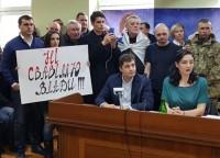 Рух Новых Сил: Террор имени Порошенко продолжается!