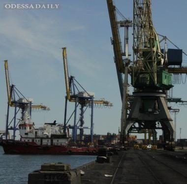 Ильичёвский порт отрицает закупку топлива с двойной переплатой