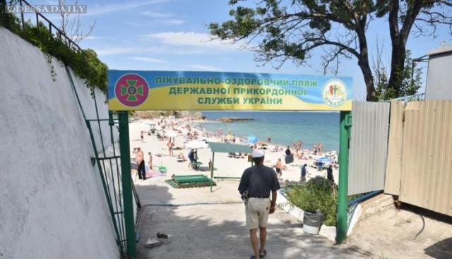 «На одесских пляжах снова можно купаться», ― горСЭС