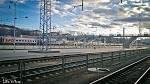 Профсоюз железнодорожников просит не останавливать работу Донецкой железной дороги