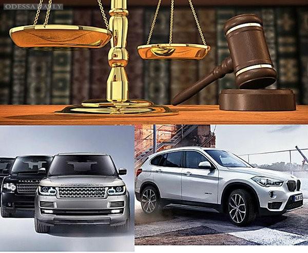 «Элитное правосудие»: одесские судьи Мальновского суда разъезжают на дорогих автомобилях