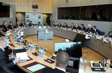 Украина, Россия и ЕС начали переговоры по газу