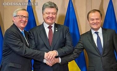 ЕС: В апреле будет внесено предложение по отмене виз с Украиной