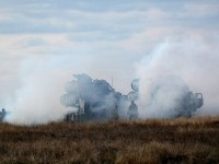 Украина успешно завершила испытания зенитных управляемых ракет возле Крыма