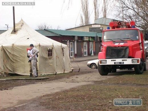 В Преображенском парке поставят палатку, где будут обогревать местных бездомных в сильные морозы