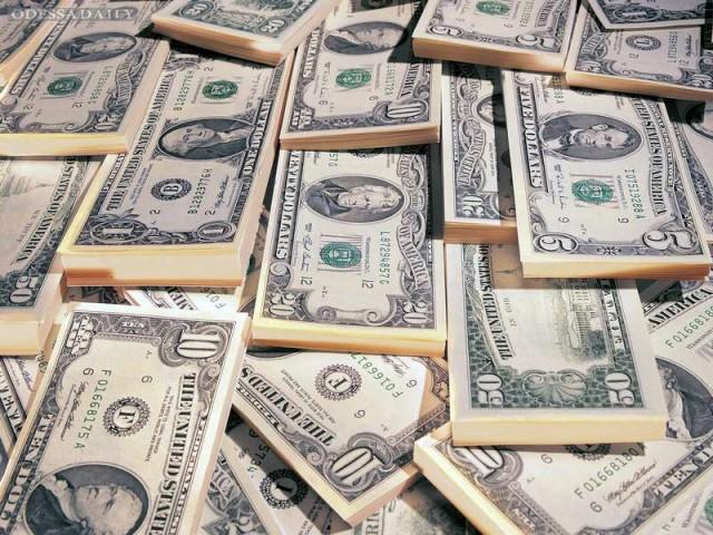 Внешний долг Украины достиг 132 миллиардов
