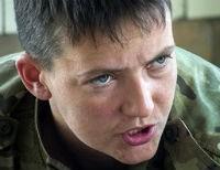Адвокаты просят Савченко прекратить голодовку