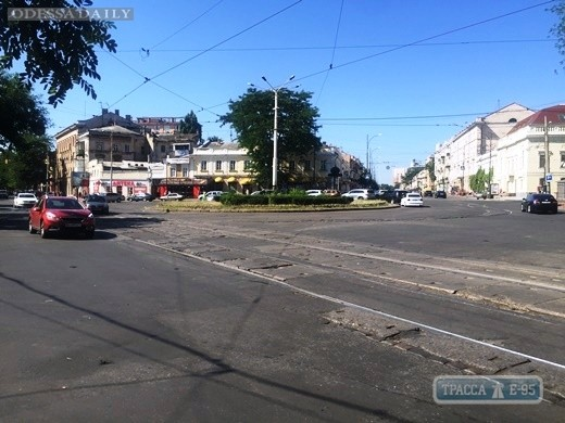 Тираспольскую площадь Одессы ждет полное обновление