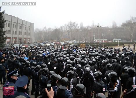 О «бандеровцах» и «антифашистах» в Одессе и не только