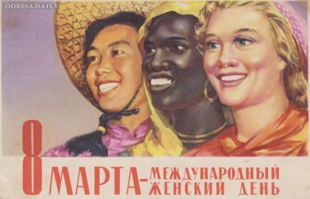 В Украине планируют декоммунизировать 8 марта, 1 и 9 мая