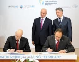 Кабмин решил изучить скандал с LNG-терминалом в Одесской области