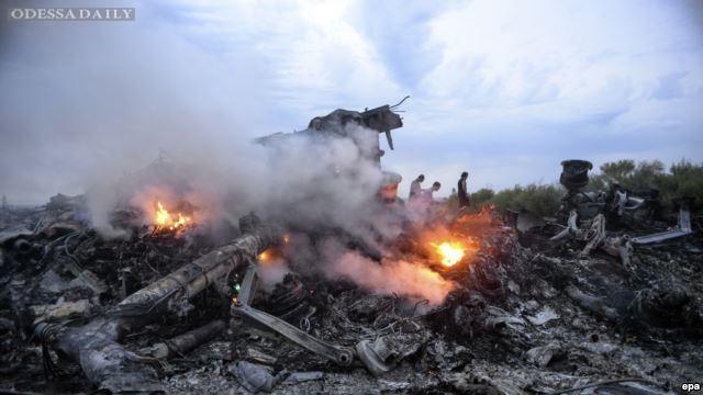 Австралийские журналисты: вина за MH17 лежит на Путине