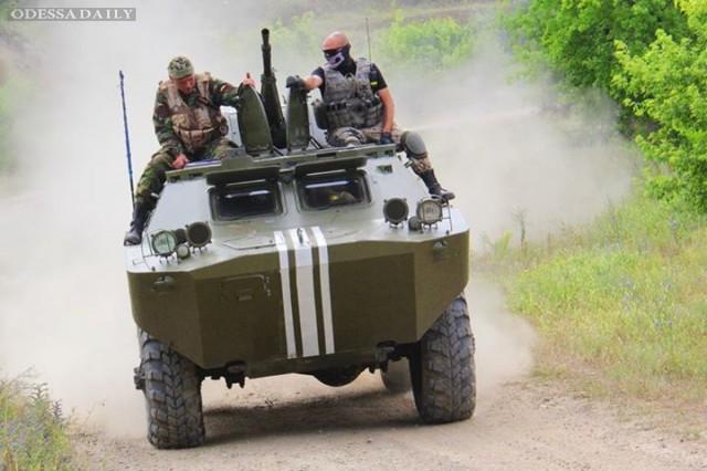 Боевики пытались прорвать оборону на Мариупольском направлении, силы АТО отбили атаку