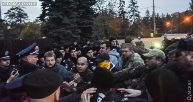 На Куликовом поле столкнулись пророссийские активисты и патриоты