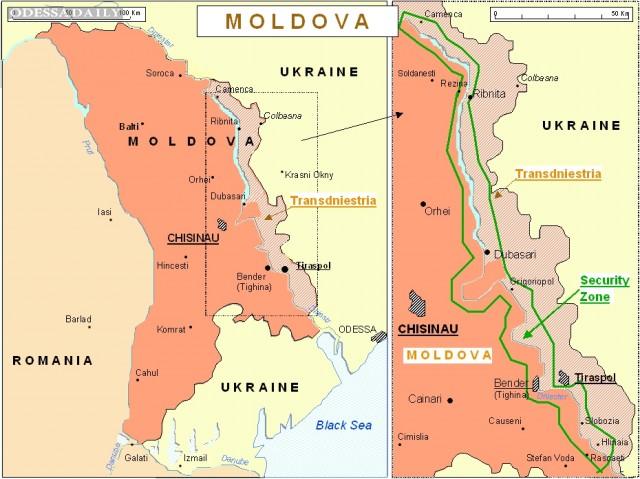 Глава Приднестровья просит ОБСЕ опровергнуть обвинения Украины в подготовке боевиков
