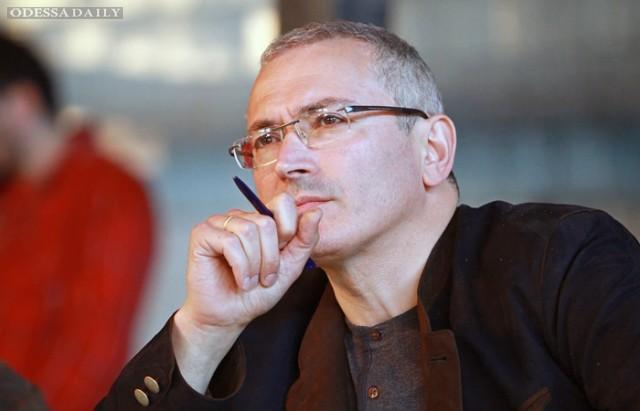 Ходорковский не намерен скрываться от Интерпола