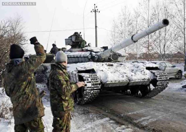 Сводка ИС: террористы перебрасывают подкрепление в Донецк, нарастает динамика боев в районе Горловки и на Дебальцевском плацдарме