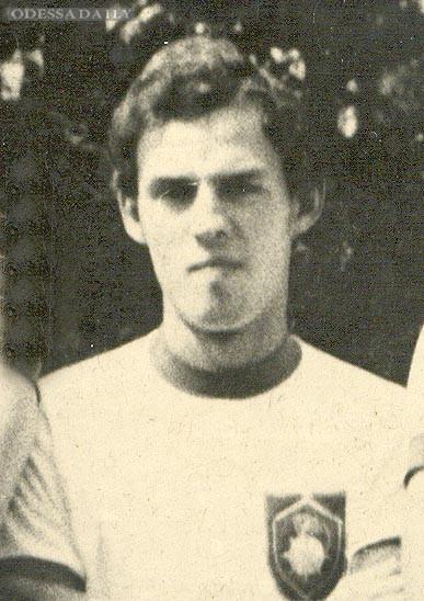 Умер известный одесский футболист