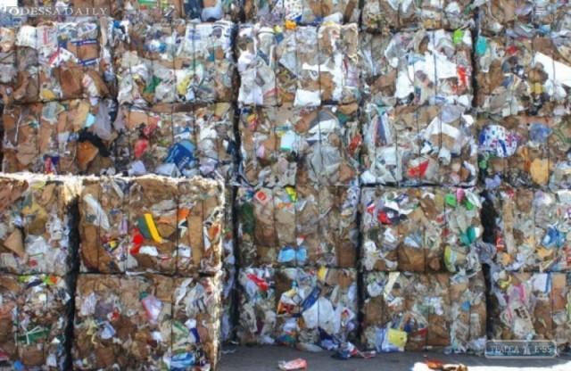 Власти Одессы планируют построить мусороперерабатывающий завод за счет бюджетных средств