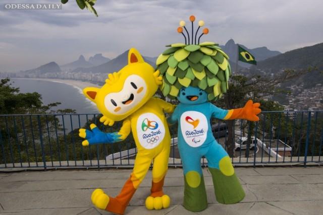 В Олимпии зажгли огонь Игр-2016