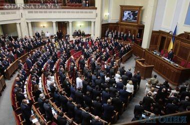 Парубий назвал количество депутатов в коалиции