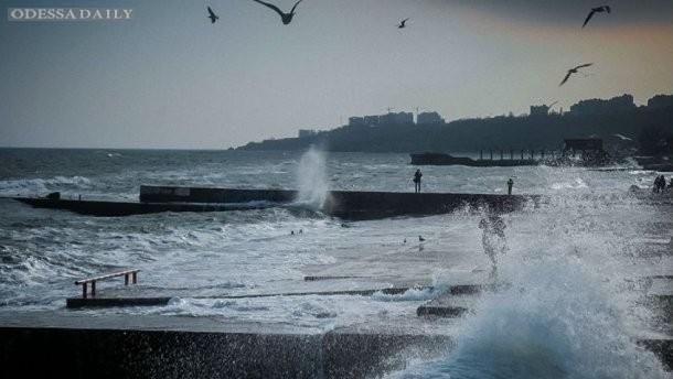 Синоптики предупредили о шторме в Черном море