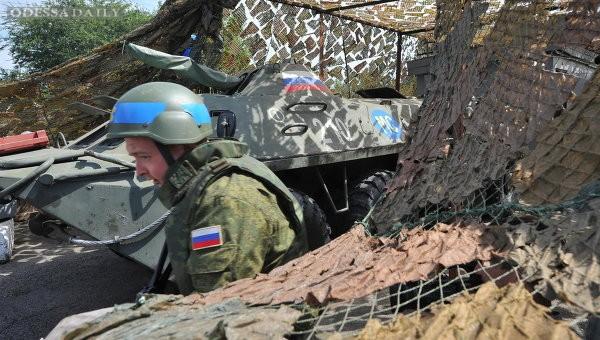 Молдова вновь потребовала замены миротворцев РФ в Приднестровье международной миссией