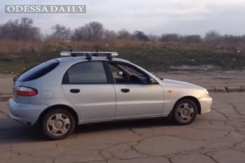 В Украине создали беспилотный Lanos