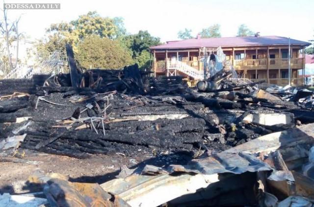 Чиновник ГСЧС Одесской области может быть причастен к пожару в лагере Виктория - СМИ