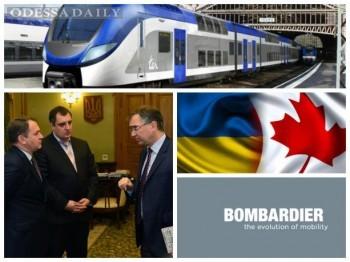Bombardier ищет партнера в Украине