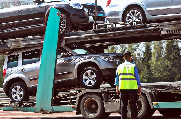 Продажи автомобилей в Украине побили 12-летний антирекорд
