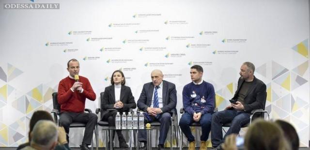 Виталий Устименко: Объединимся для защиты себя и своих друзей. Для начала заполним анкету