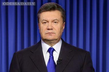 Янукович обиделся и подал в суд на Украину