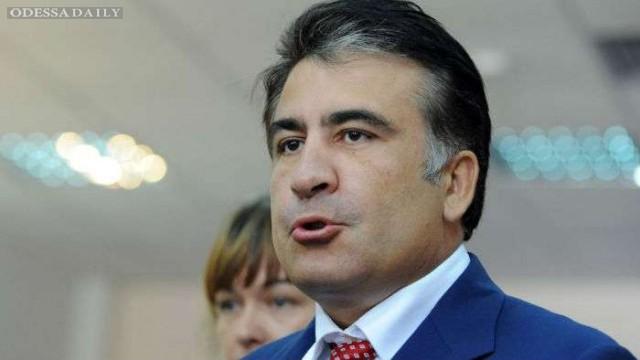 Саакашвили заявил, что обязательно вернется в Грузию