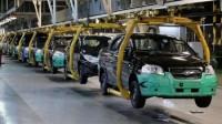 В Украине выросли объемы производства автомобилей