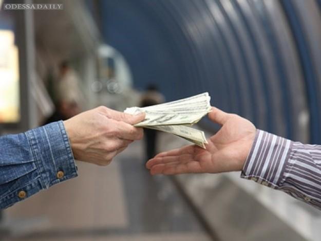 Курс валют на черном рынке Одессы 5 мая