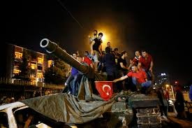 Официальное интервью с Консулом Турции по поводу последних событий в Турции