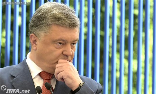 Порошенко запретил приватизировать Укрзализныцю